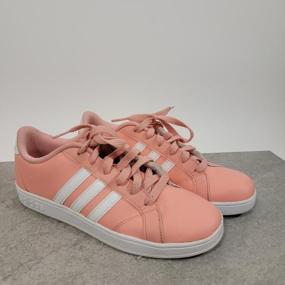 Adidas neo comfort foot bed sneakers three stripe